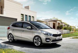 Kia Carens 2017 thêm sự cải tiến, đối đầu Toyota Innova