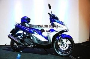 Yamaha Việt Nam cho ra mắt Nouvo phiên bản mới