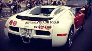 Xe Bugatti Veyron đắt nhất Việt Nam