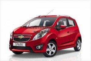 Chevrolet Spark vượt mốc 1 triệu