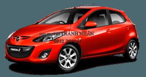 Mazda 2 xe siêu tiết kiệm nhiên liệu