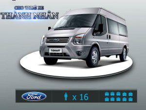 Cho Thuê Xe 16 Chỗ – Ford Transit