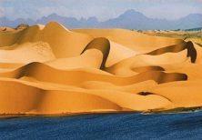 Tham quan đồi cát bay Mũi Né