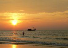 Du lịch biển Long Hải