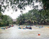 Thuê xe du lịch đi KDL Lan Vương
