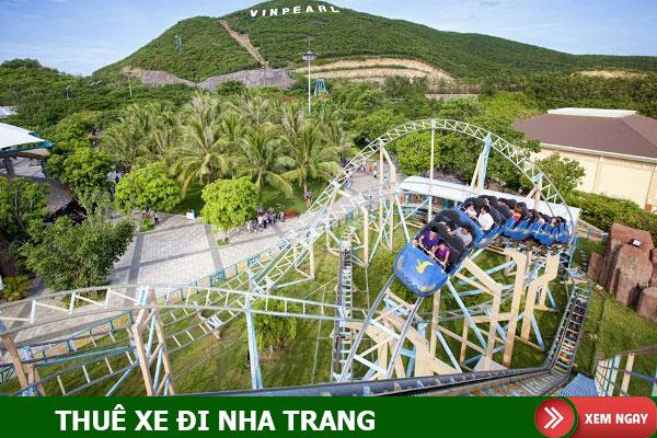 Thuê xe đi Nha Trang giá rẻ