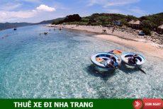 Thuê xe đi Nha Trang