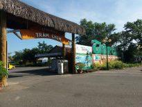 Thuê xe 29 chỗ đi Tràm Chim, Đồng Tháp