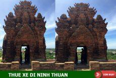 Giá thuê xe 7 chỗ đi Ninh Thuận