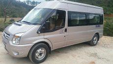 Giá thuê xe 16 chỗ đi Ninh Thuận