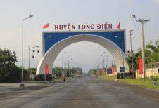 Giá thuê xe 7 chỗ Long Điền, Vũng Tàu