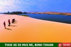 Những điểm du lịch nổi bật ở Bình Thuận