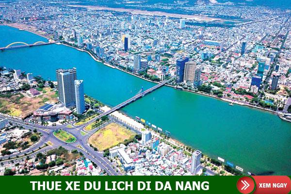 Thuê xe 16 chỗ đi Đà Nẵng giá rẻ tại TPHCM