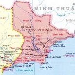 Thuê xe du lịch HCM đi Tuy Phong, Bình Thuận