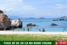 Thuê xe đi Ninh Thuận
