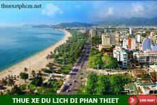 Thuê xe HCM đi Phan Thiết