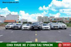 Giá thuê xe du lịch HCM đi Vĩnh Long