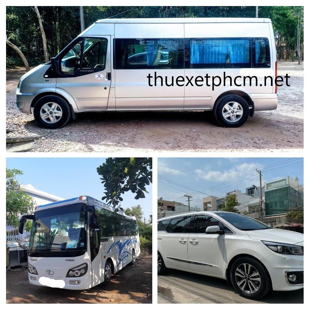 Thuê xe du lịch HCM đi Châu Đốc
