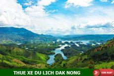 Thuê xe du lịch đi Hồ Tà Đùng, Đăk Nông