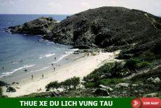 Thuê xe 7 chỗ HCM đi Vũng Tàu -Bãi Vọng Nguyệt