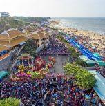 Thuê xe du lịch HCM đi Dinh Cô, Long Hải