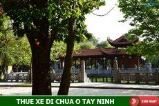 Thuê xe 4 chỗ đi Tây Ninh
