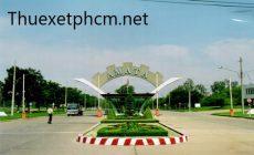 Thuê xe Sài Gòn đi khu công nghiệp ở Đồng Nai