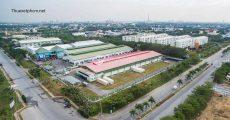 Thuê xe 7 chỗ đi Khu công nghiệp Tiền Giang