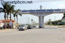 Thuê xe du lịch đi khu công nghiệp Hậu Giang