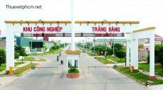 Thuê xe du lịch đi khu công nghiệp Tây Ninh