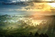 Thuê xe đi Bảo Lộc Lâm Đồng