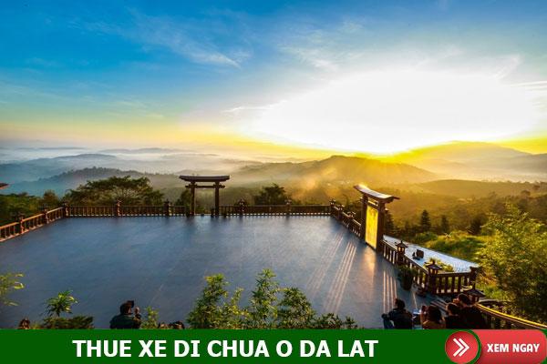Thuê xe đi Bảo Lộc Lâm Đồng giá rẻ